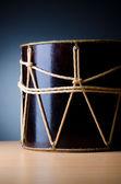 Tradiční ázerbájdžánské buben zvané nagara — Stock fotografie