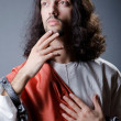 Personification of Jesus Christ — Stock Photo #9375907