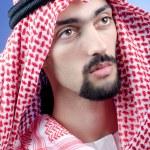 Man in arab clothing — Stock Photo #9625062