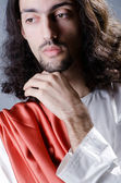 Personification of Jesus Christ — Stock Photo