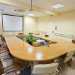 Business meeting room in office — Stock Photo #8385008