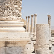 Ancient ruins in Beit Shean — Stock Photo #10616923