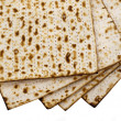 Matzbread for passover celebration — Stock Photo #9115116