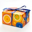 Stock fotografie: Wrapped present