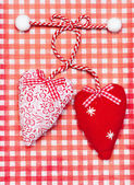 Hearts for Valentine's day — Foto de Stock