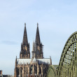 DOM in Cologne — Stock Photo