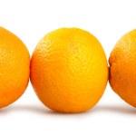 pomarańczowy — Zdjęcie stockowe