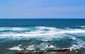 Blue ocean — Stock Photo