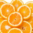 oranges — Stockfoto #9449299