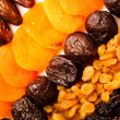 Dried fruits — Stock Photo #9566856