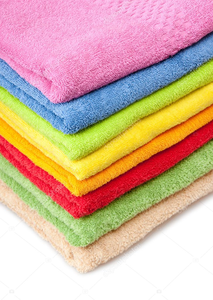 Towels — Stock Photo #9566082