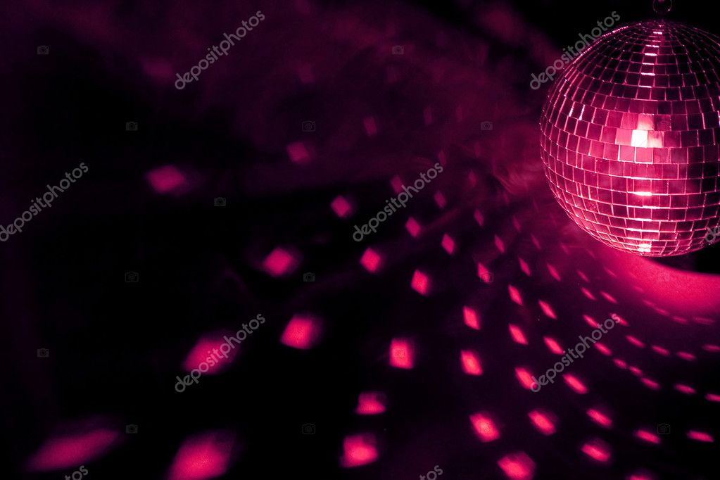 Disco ball  Stock Photo #9567239