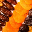 Dried fruits — Stock Photo #9813435