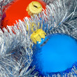 Christmas decorations — Stock Photo #9545816