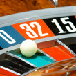 Casino, roulette — Stock Photo