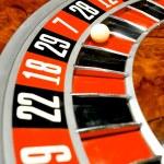 Casino, roulette — Stock Photo