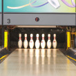 Bowling — Stock Photo #9545925