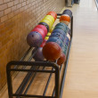 Bowling — Stock Photo #9545934
