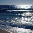 Sea waves — Stockfoto #9546265
