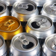 Royalty-Free Stock Photo: Cans