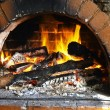 Warm Hearth - Stockfoto
