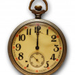 Pocket watch — Stock Photo #9547851