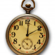 Pocket watch — Stock Photo #9547858