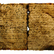 Ancient Manuscript - Foto de Stock