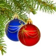 Christmas ornament — Stockfoto #9548660