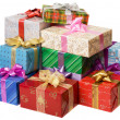 Gift box — Stock Photo #9549461