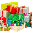 Gift box — Stock Photo #9549501
