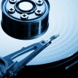 Hard Drive Disk - Stock Photo
