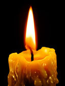 Candle — Stock Photo