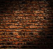 Grunge 砖墙壁纹理 — 图库照片