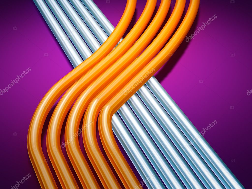 Pipes. — Stock Photo #9545726