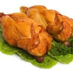Roast Chicken — Stock Photo #9550091