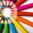 Colored pencils — Stock Photo #9550463