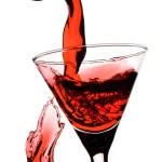 Red Martini — Stock Photo