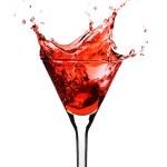 Постер, плакат: Red Martini
