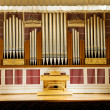 Music organ - Stock Photo