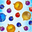 Baubles - Stock Photo
