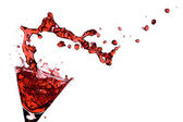 Red Martini — Stock Photo