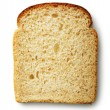 Slice of bread — Stock Photo #9593285