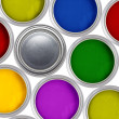 Stock Photo: Paint Can