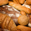 Assortment of baked bread — Stock Photo #9593642