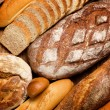 Assortment of baked bread — Stock Photo #9593698