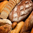 Assortment of baked bread — Stock Photo #9593707