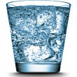 Water in a glass — Stock Photo