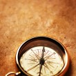 Stock Photo: Compass
