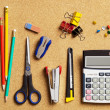Stock Photo: Office tools
